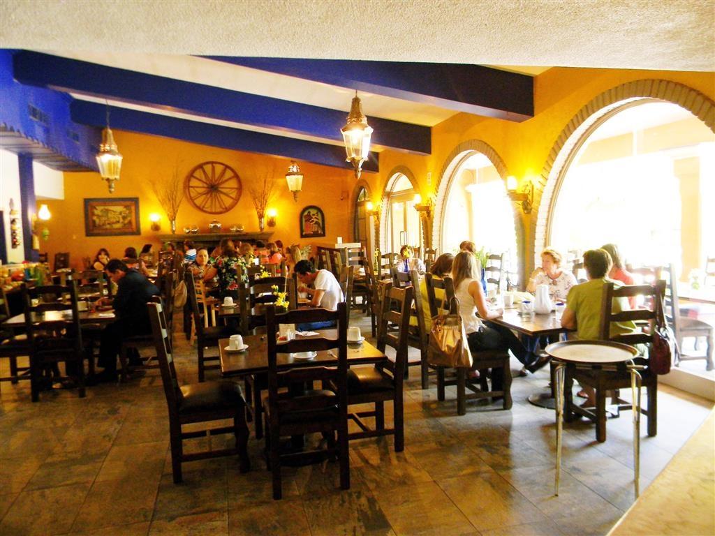Best Western Hotel Del Rio - Restaurant