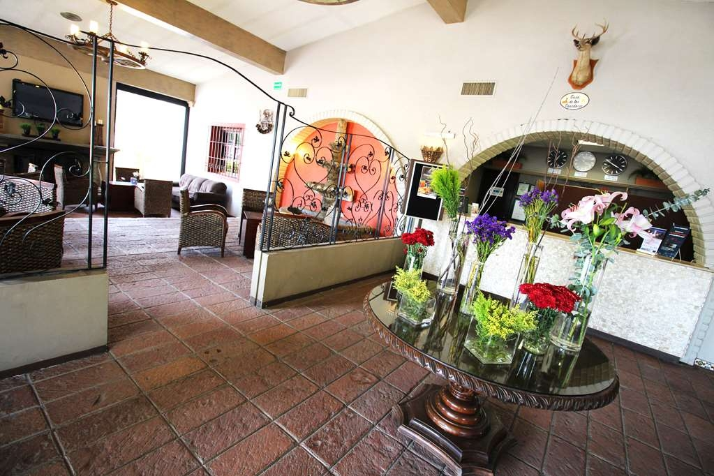 Best Western Hotel Del Rio - Lobbyansicht