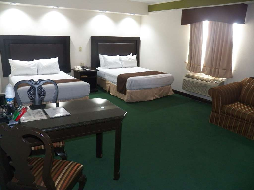 Best Western Hotel Plaza Matamoros - 2 Double Beds