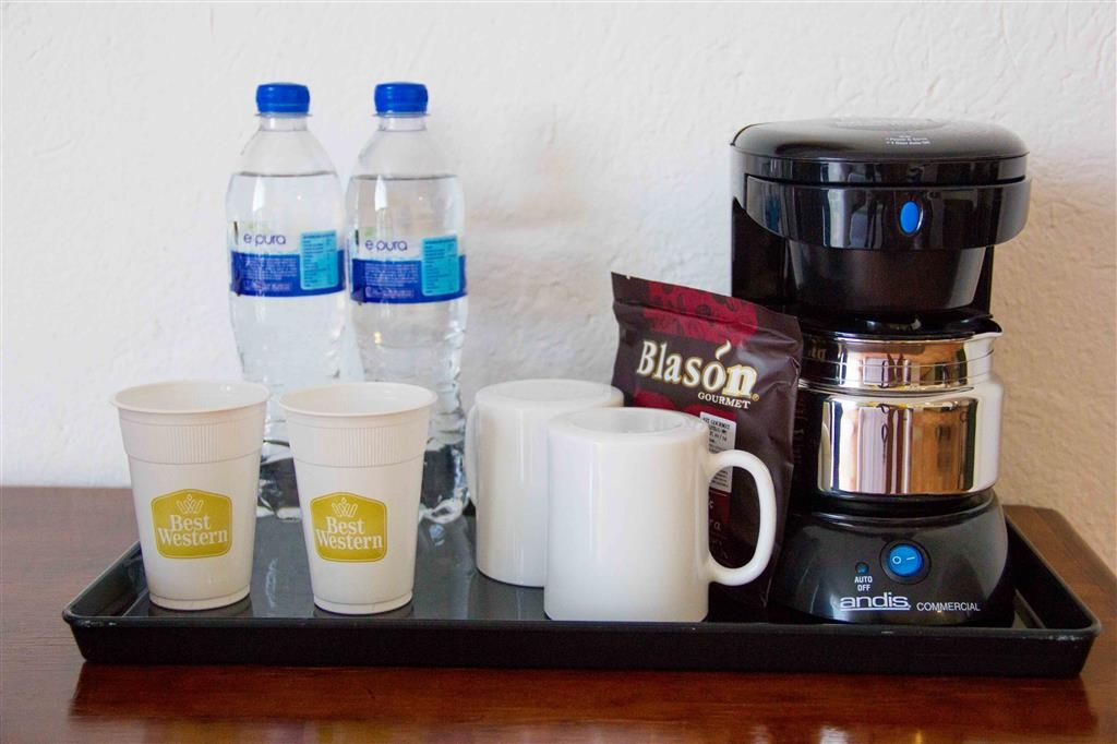 Best Western Posada Chahue - Delicious coffee mountainous strip of Pluma Hidalgo, fresh and available free every day in your room.