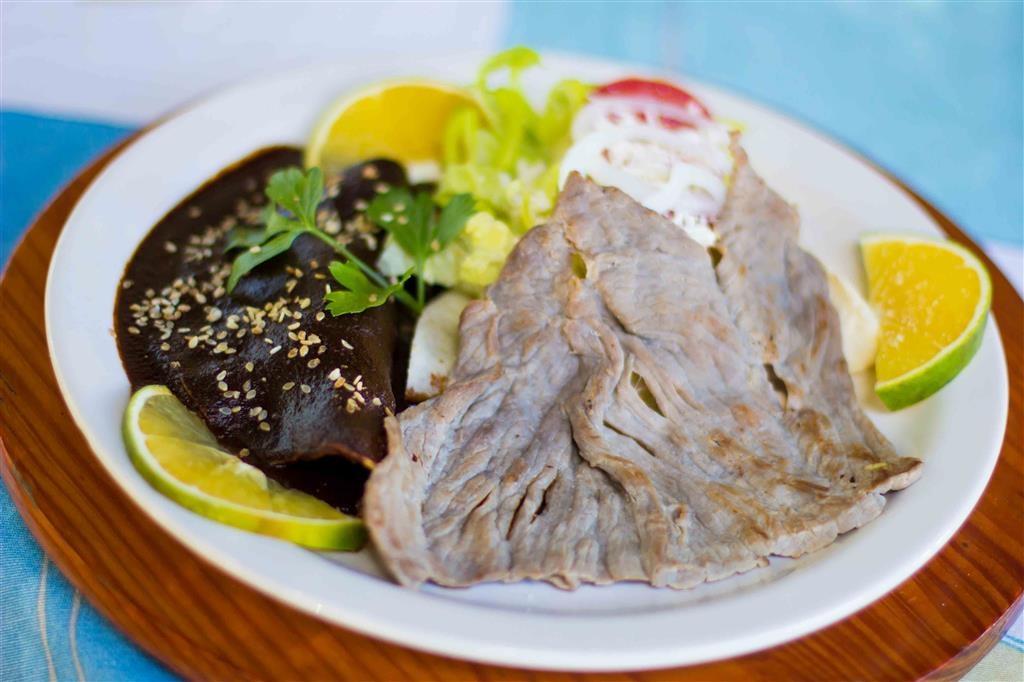 Best Western Posada Chahue - Le petit déjeuner buffet