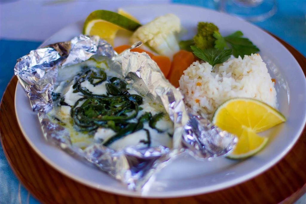 Best Western Posada Chahue - Meson Style Fish Fillet