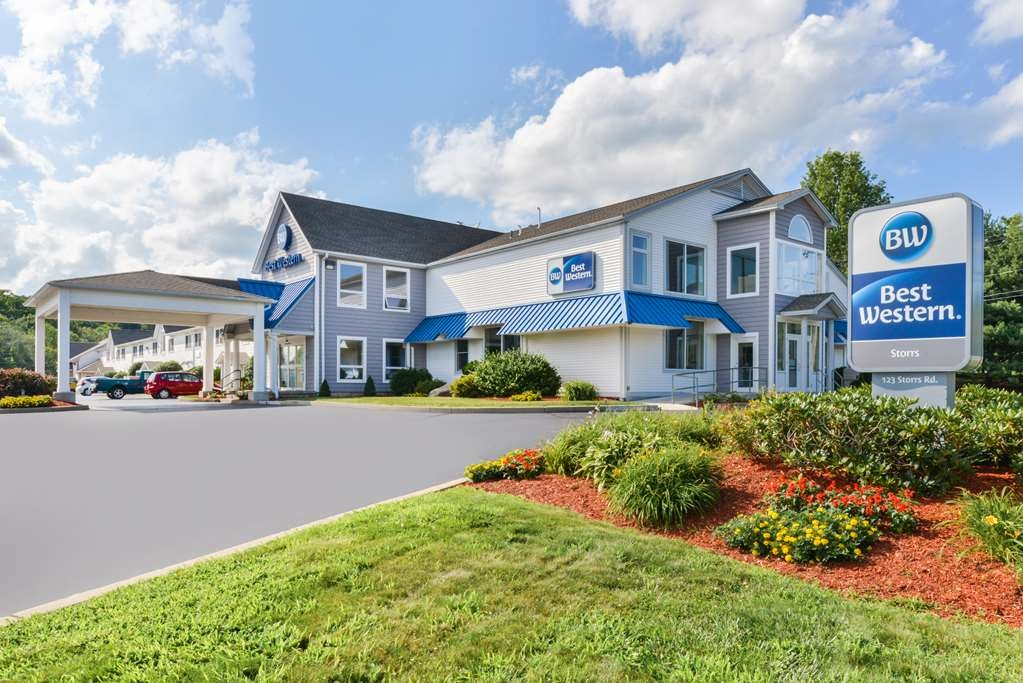 Best Western Storrs - Welcome to Best Western Storrs