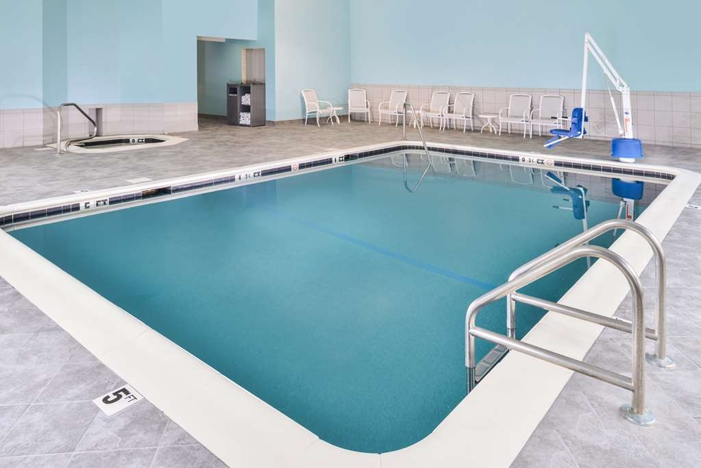 Best Western Storrs - Pool Indoor