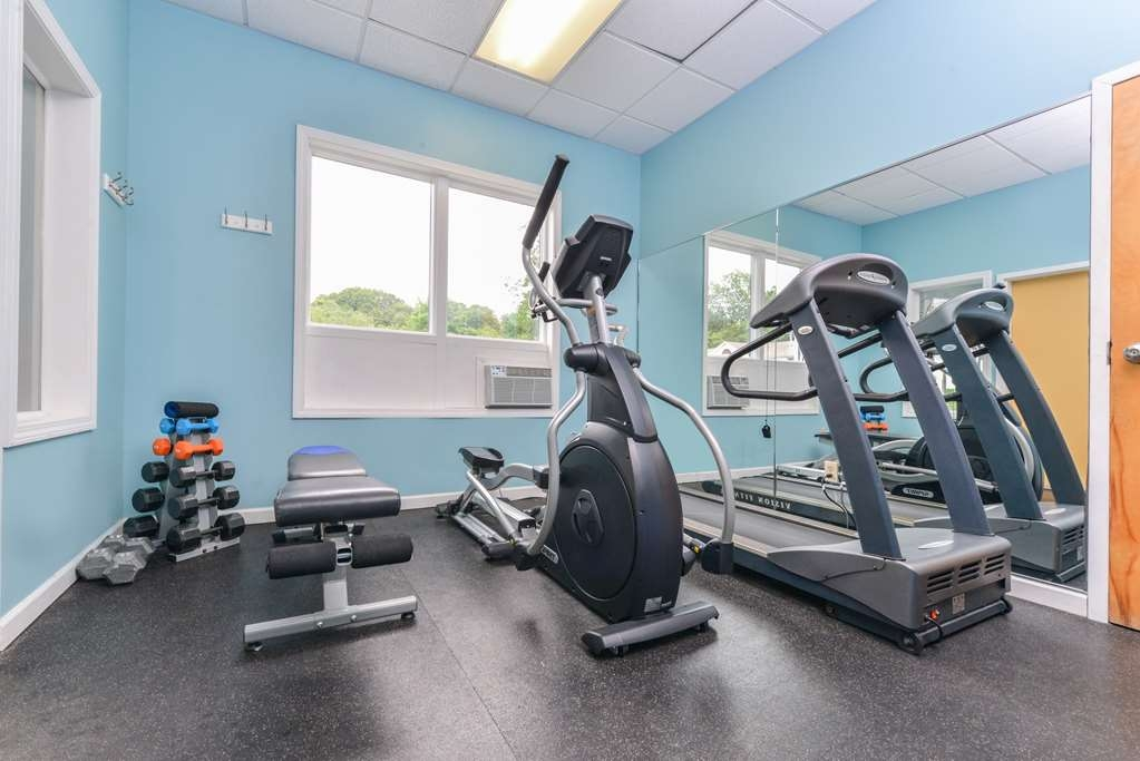 Best Western Storrs - Fitness Room