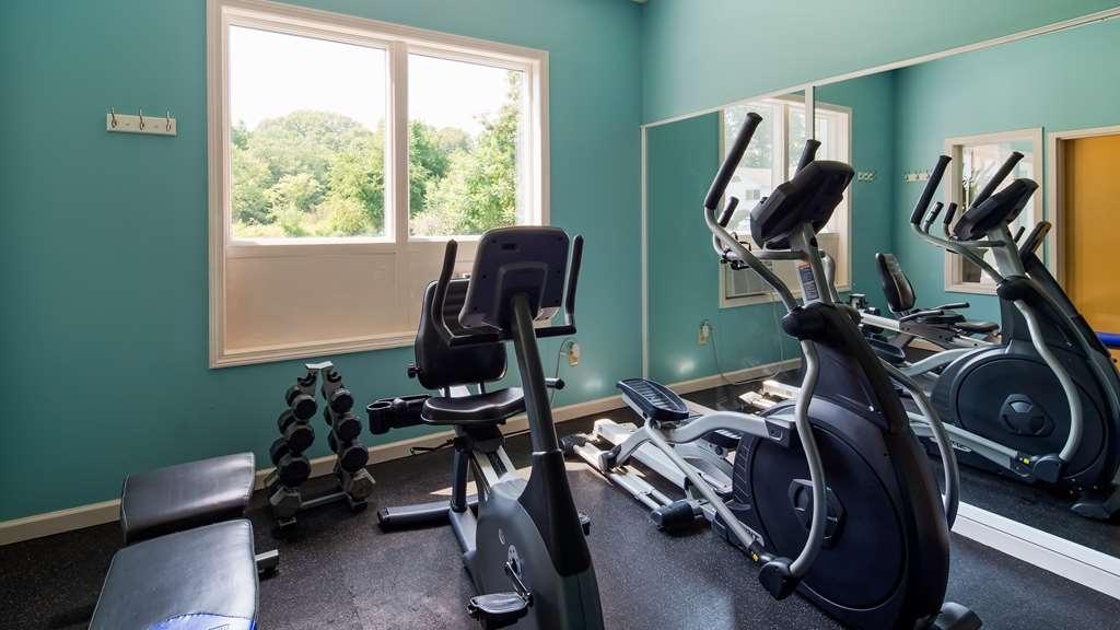 Best Western Storrs - Fitnessstudio