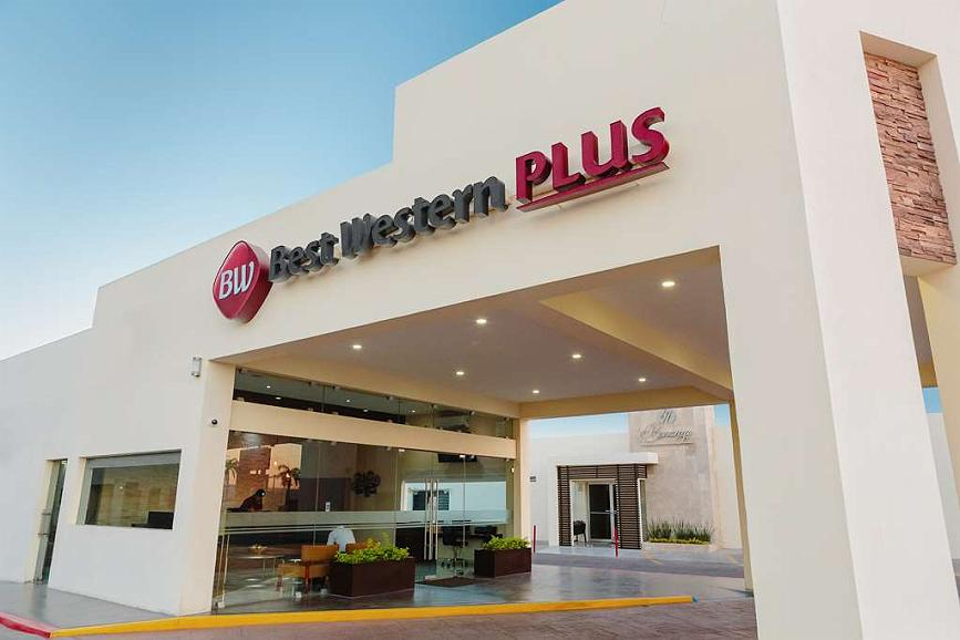 Best Western Plus San Jorge - Aussenansicht
