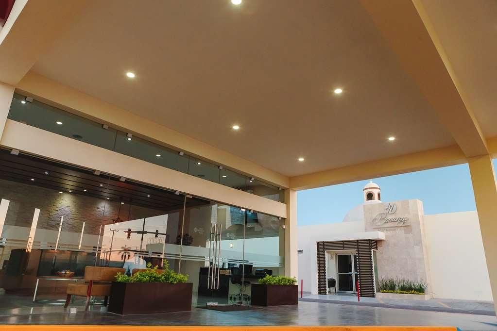 Best Western Plus San Jorge - Vista Exterior