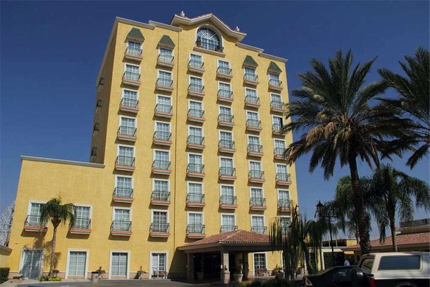 Best Western Hotel Posada Del Rio Express - Aussenansicht