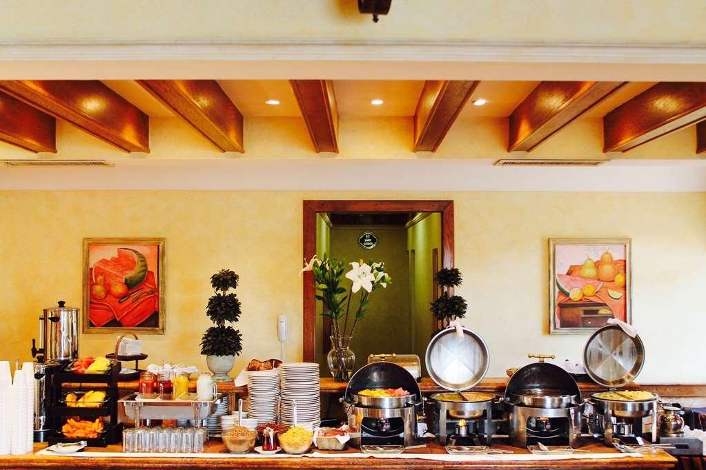 Best Western Hotel Posada Del Rio Express - Restaurant / Gastronomie