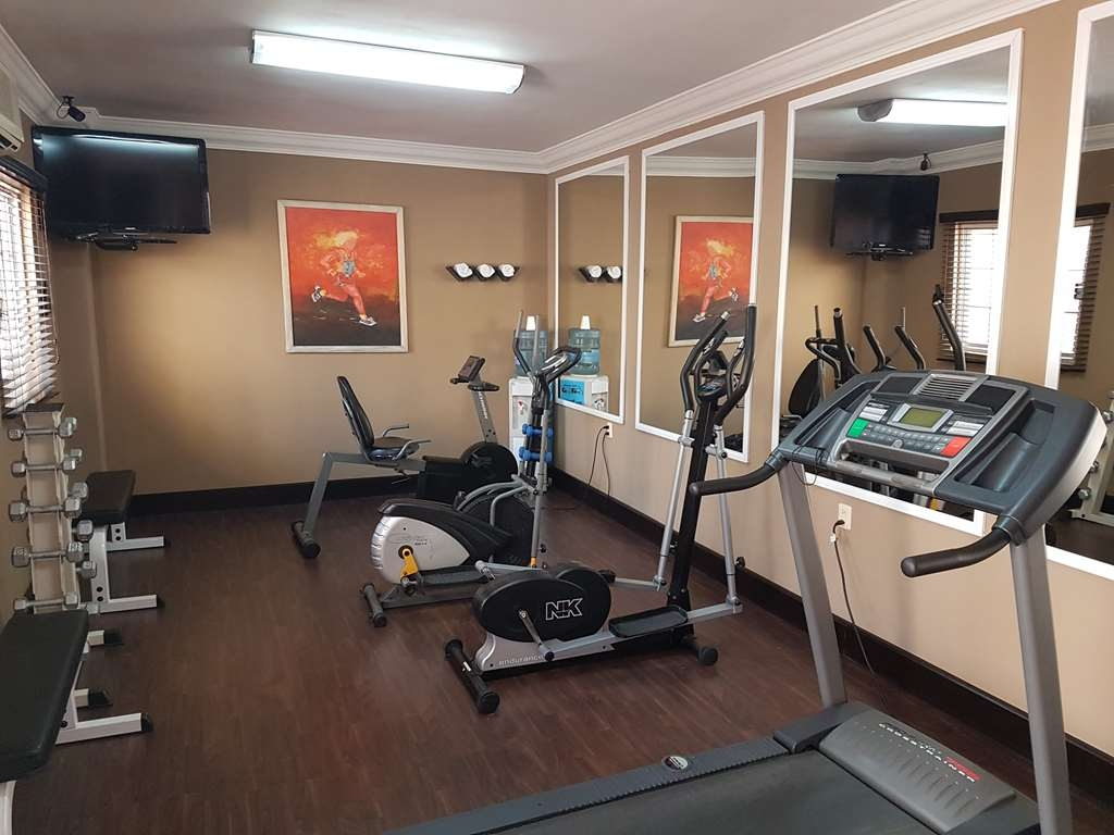 Best Western Hotel Posada Del Rio Express - Fitnessstudio