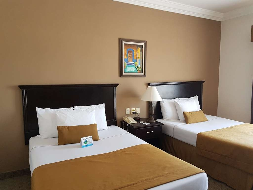 Best Western Hotel Posada Del Rio Express - Standard room with 2 beds