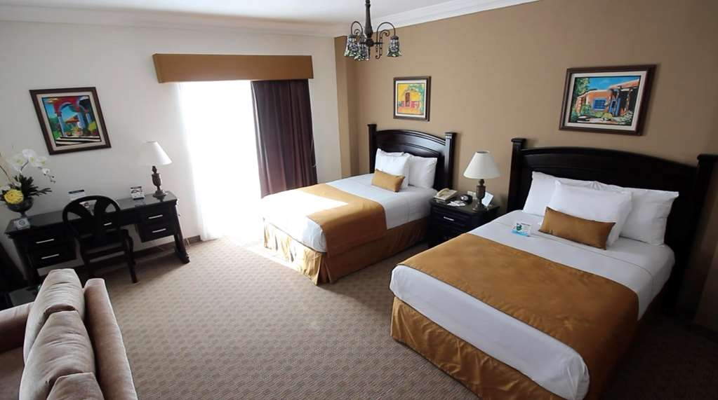 Best Western Hotel Posada Del Rio Express - Suite with 2 queen beds