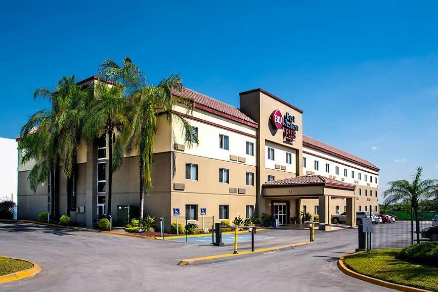 Best Western Plus Monterrey Airport - Vista exterior