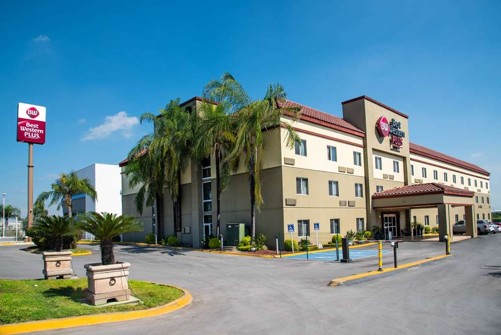 Best Western Plus Monterrey Airport - Facciata dell'albergo