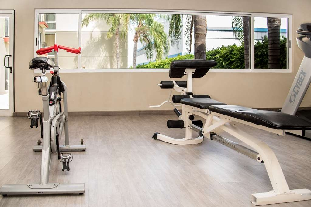 Best Western Plus Monterrey Airport - Club de remise en forme