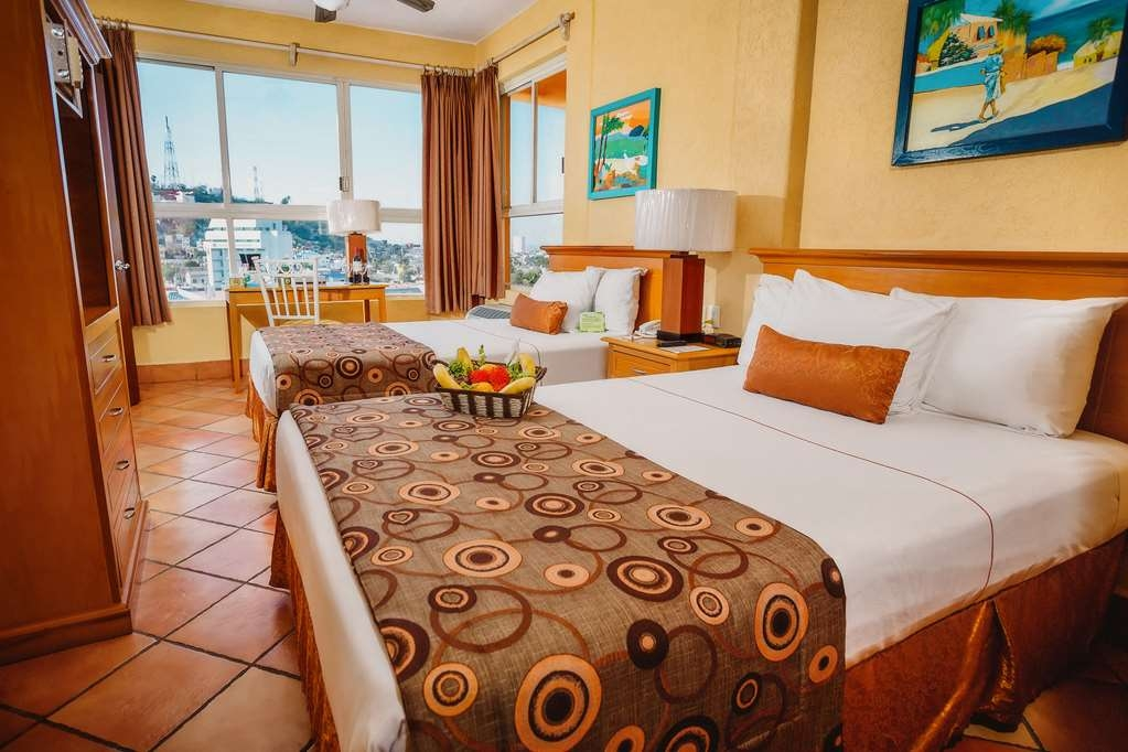 Best Western Posada Freeman - Standard Room with two double beds