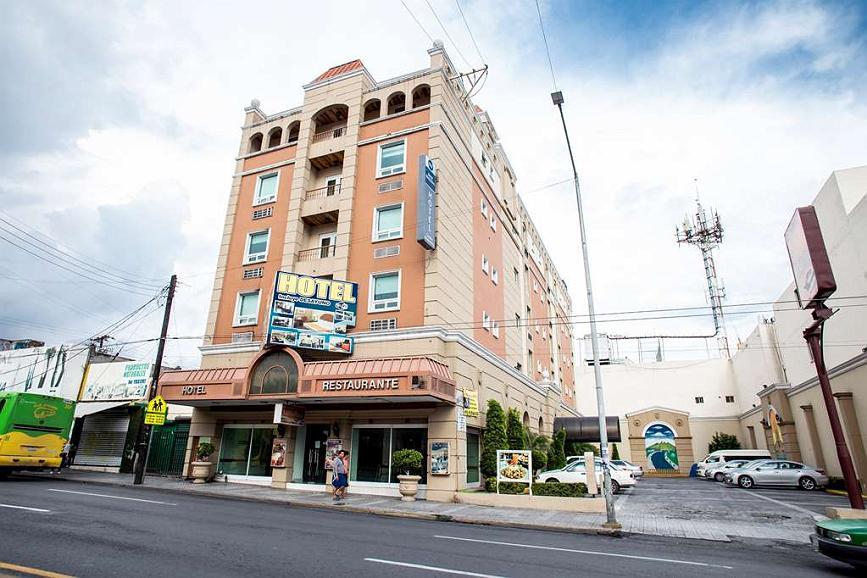 Best Western Centro Monterrey - Facciata dell'albergo