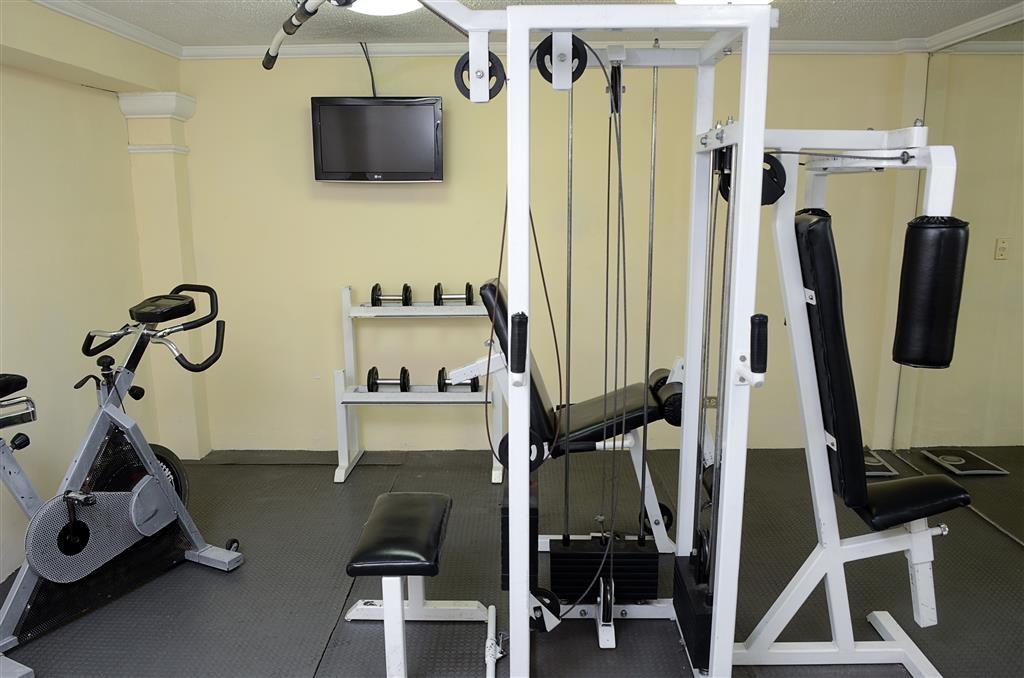Best Western Centro Monterrey - Fitnessstudio