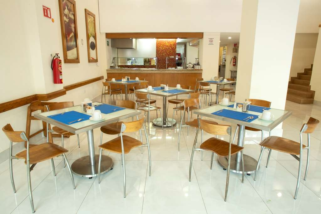Best Western Centro Monterrey - Restaurant / Gastronomie