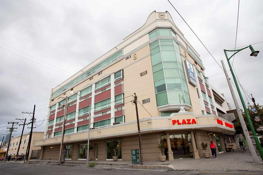 Best Western Plaza Monterrey - Vue extérieure