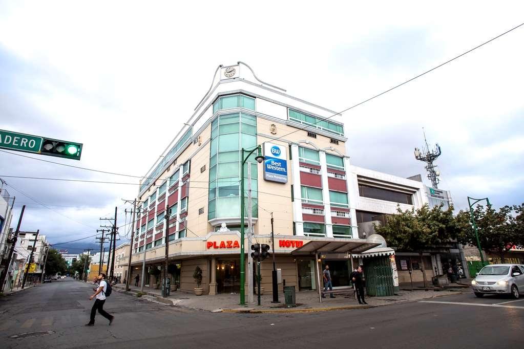 Best Western Plaza Monterrey - Facciata dell'albergo