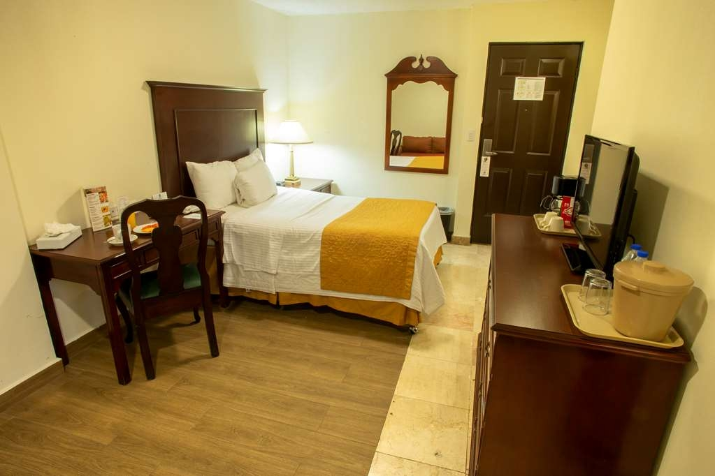 Best Western Plaza Monterrey - Standard Single Room