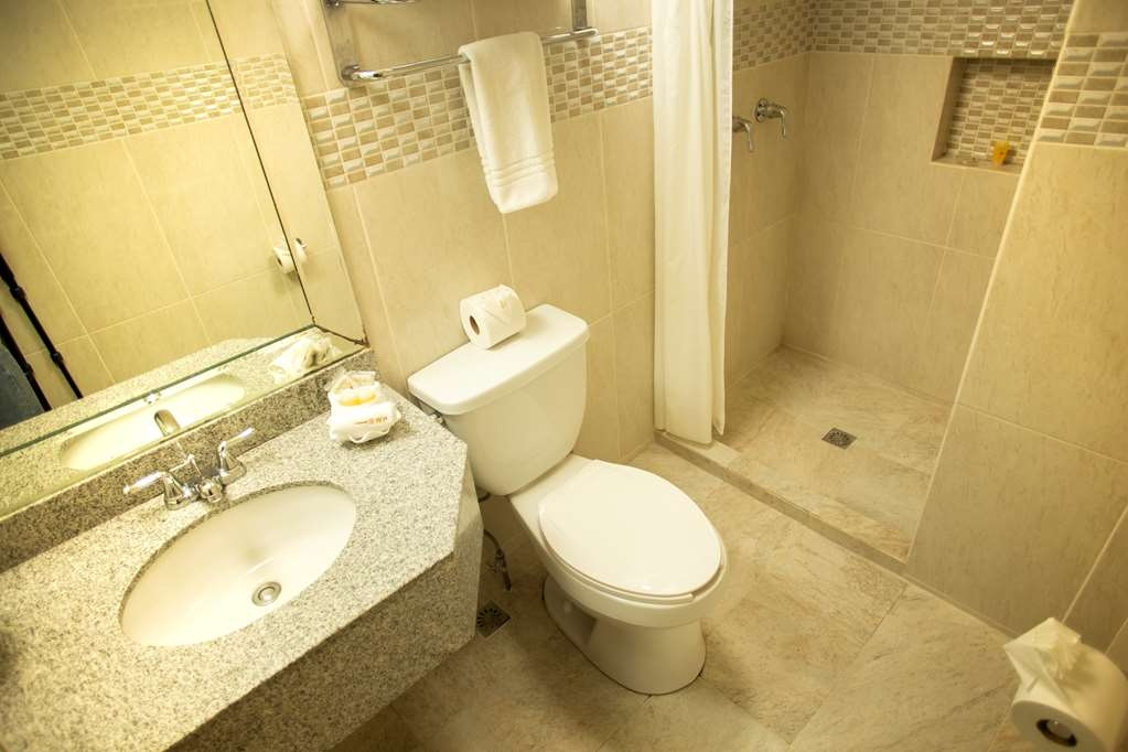 Best Western Plaza Monterrey - Standard Double Room / Bath