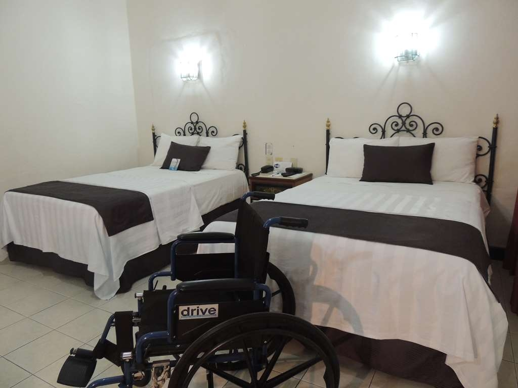 Best Western Plus Hotel Ceballos - Gästezimmer/ Unterkünfte