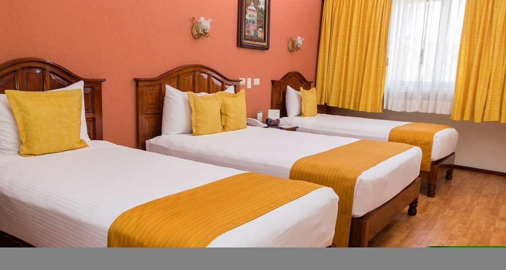 Best Western Hotel Madan - 1 doublé bed, 2 twin bed non smoking