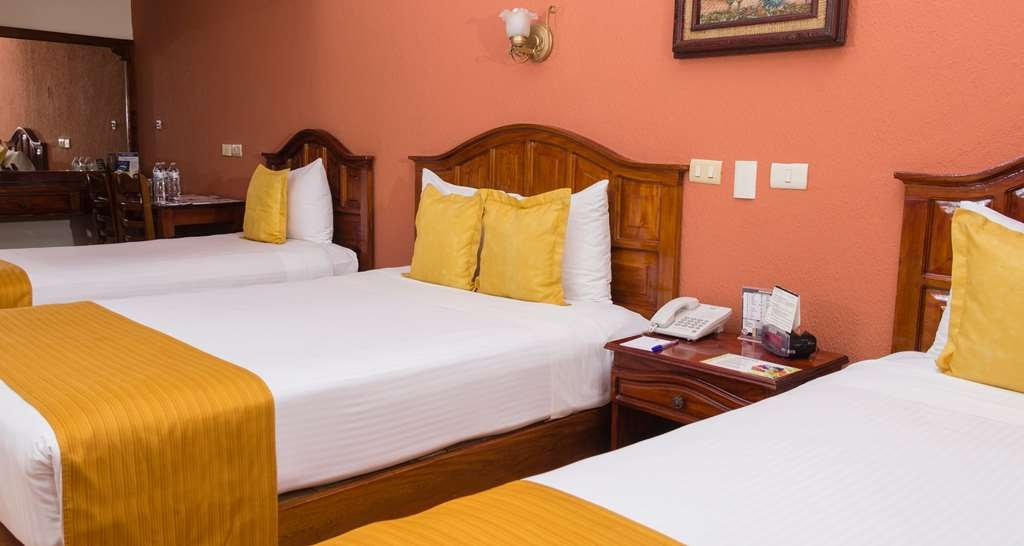 Best Western Hotel Madan - 1 double, 2 twin bed non smoking
