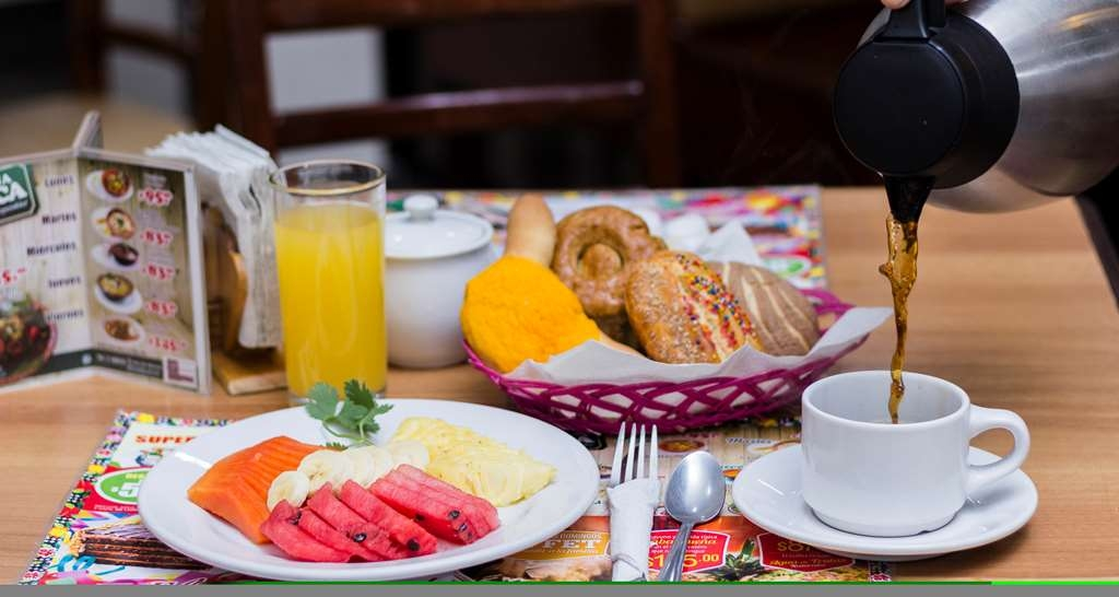 Best Western Hotel Madan - Breakfast