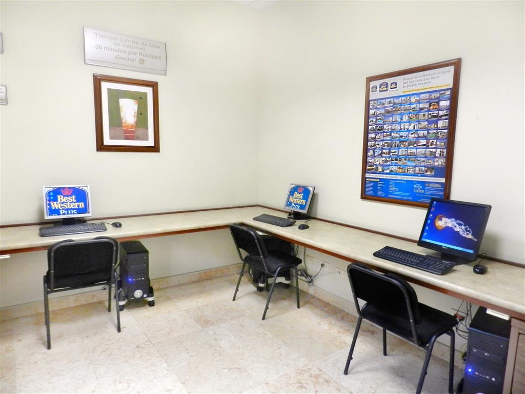 Best Western Plus Los Mochis - Business Center