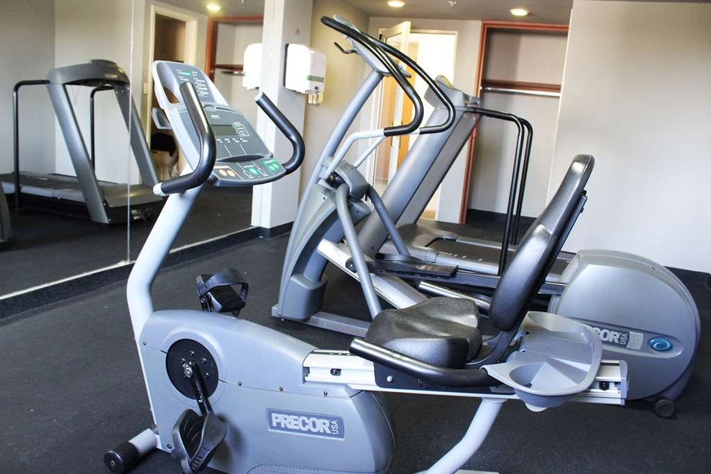 Best Western Plus Los Mochis - GYM