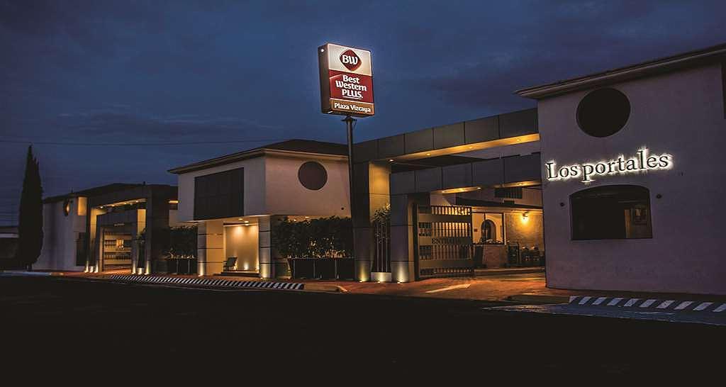 Best Western Plus Plaza Vizcaya - Vista Exterior
