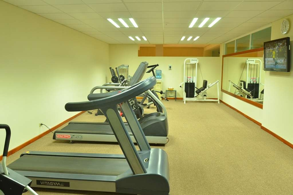 Best Western Plus Plaza Vizcaya - exercise chambre