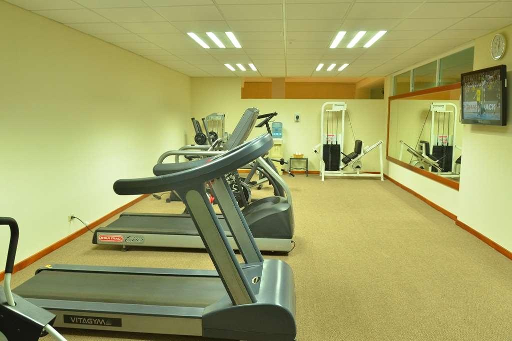 Best Western Plus Plaza Vizcaya - fitnessraum