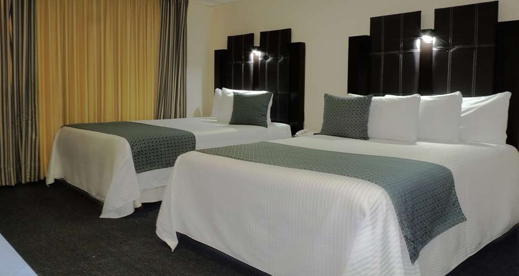 Best Western Real Tula Express - Two Double Beds