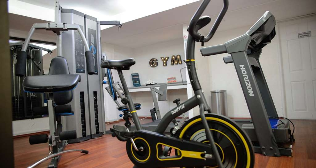 Best Western Real Tula Express - Gym