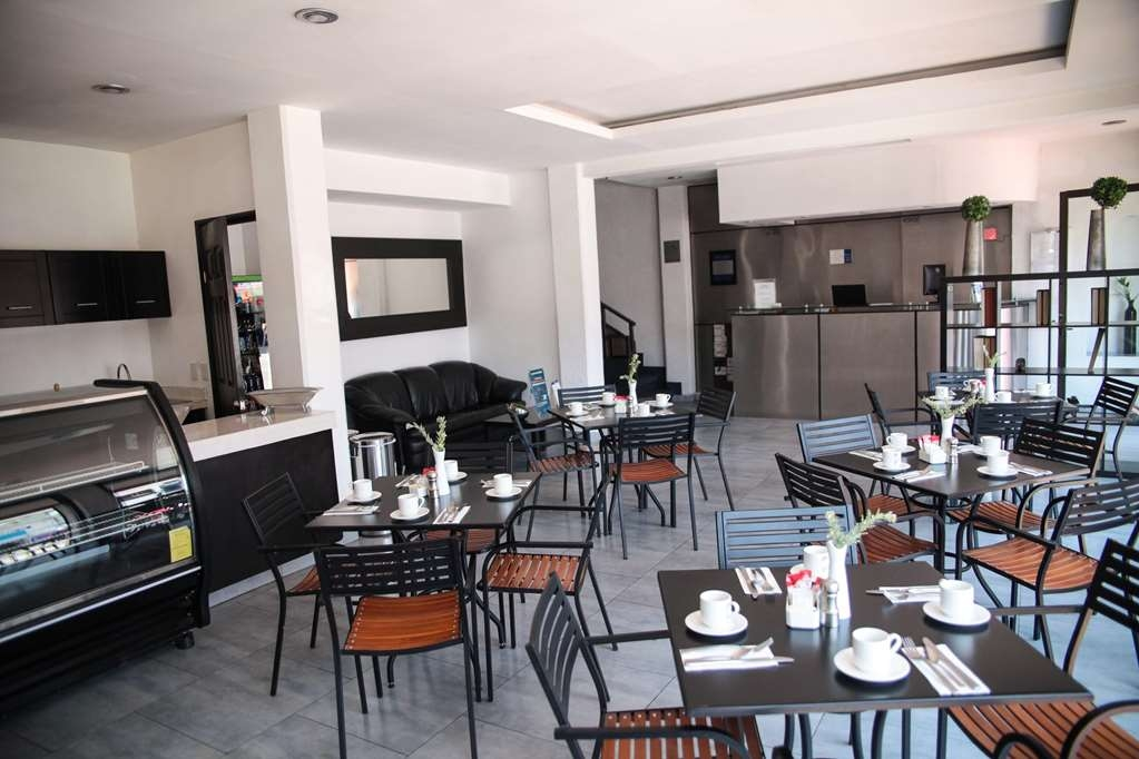 Best Western Real Tula Express - Restaurante/Comedor
