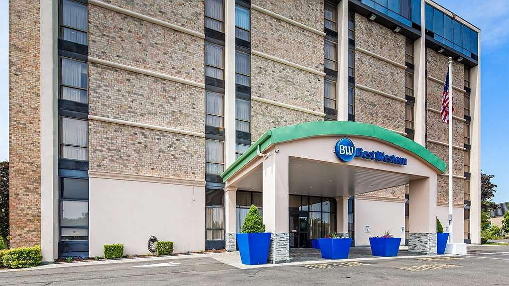 Best Western Executive Hotel of New Haven-West Haven - Area esterna