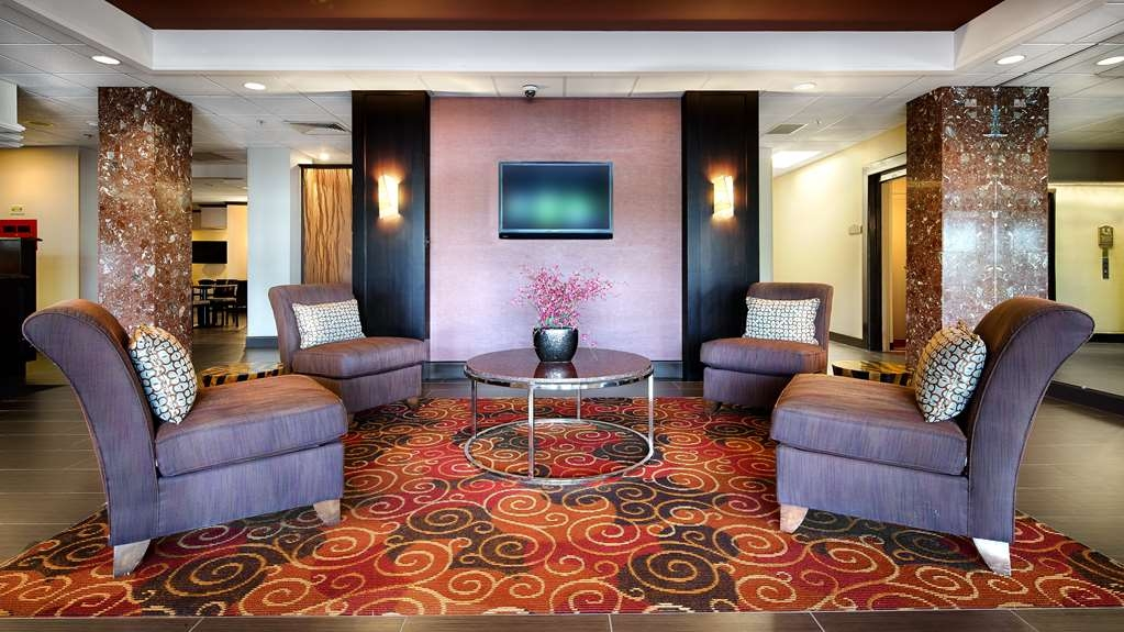 Best Western Executive Hotel of New Haven-West Haven - Lobbyansicht