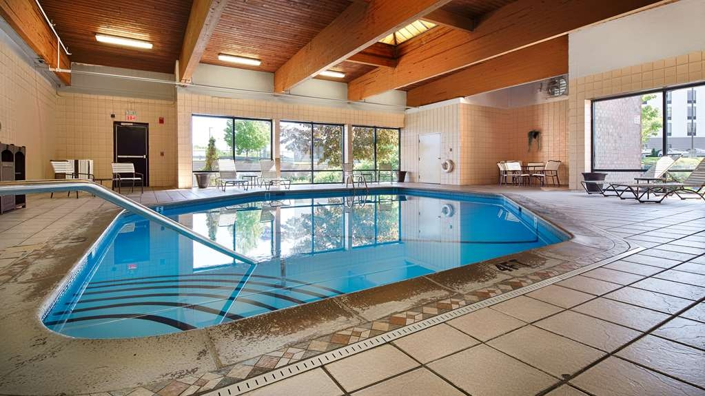 Best Western Executive Hotel of New Haven-West Haven - hallenbad