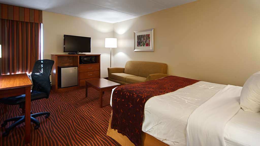 Best Western Executive Hotel of New Haven-West Haven - Gästezimmer