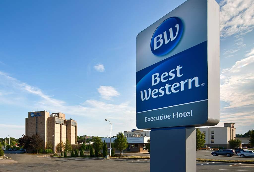 Best Western Executive Hotel of New Haven-West Haven - Außenansicht