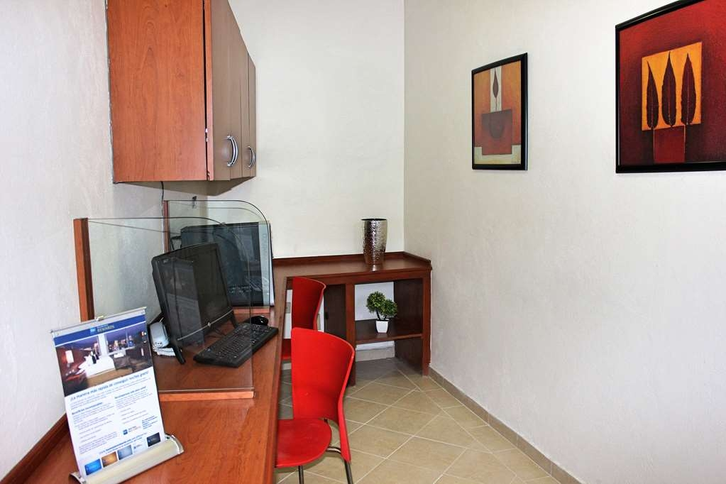 Best Western Taxco - Business Center