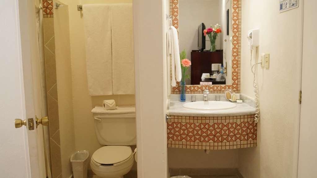 Best Western Taxco - Badezimmer
