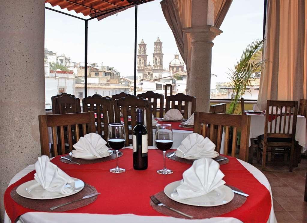 Best Western Taxco - Restaurant / Gastronomie