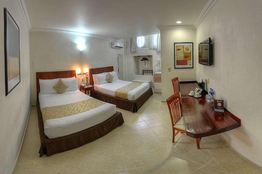 Best Western Taxco - standard-doppelzimmer