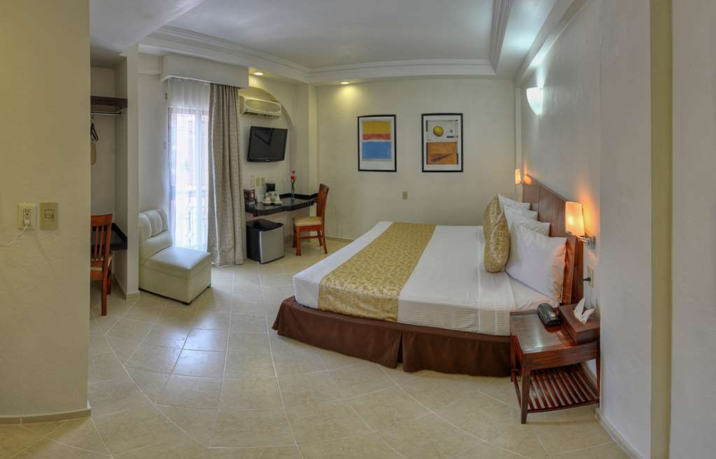 Best Western Taxco - Ideal for 2 people, equipped with everything necessary to ensure your comfort and rest.